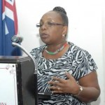 Keynote presenter – Dr. Leith Dunn, Institute for Gender and Development  Studies, University of the West Indies.