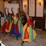 Youth dancers in powerful ministry