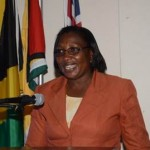 Inspector Winifred Moore of the Centre for the Investigation of Sexual Offences and Child Abuse (CISOCA)